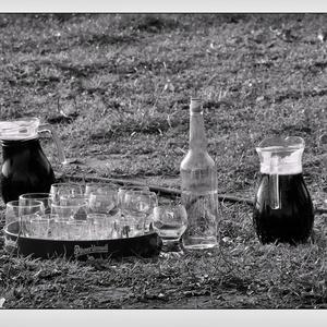 Raňajky v tráve