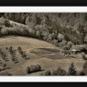 Chalúpka v údolí...