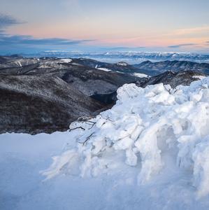Zamrznutá krajina