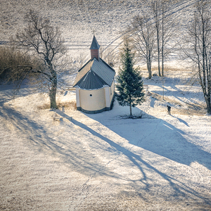 Návšteva kaplnky