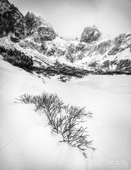 Zima pod horami