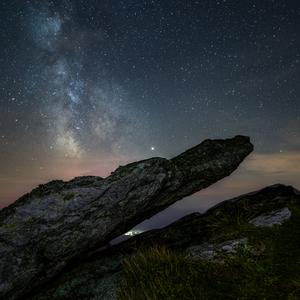 Skala v svite hviezd