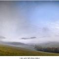 Hmla medzi Súľovskými skalami