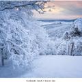Smolenický zámok v zimnom šate