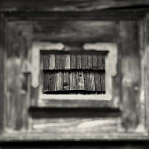 Šindle v okně
