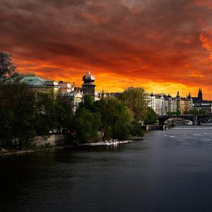 Na Vltave