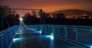 Večer na moste
