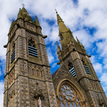Kostol v Omaghu Northern Ireland