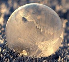 Bublina...