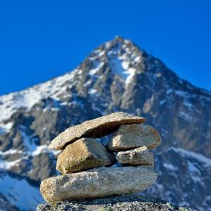 Kamienky v tatrách