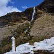 vodopad pri Seljalandsfoss