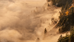 Jak krkonošští čerti mlhu vařili