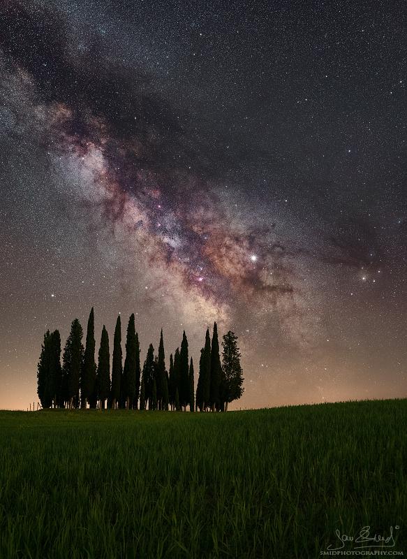 Pod toskánským nebem