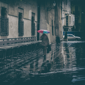 Daždivé Kosice