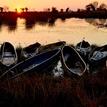 V deltě Okawanga