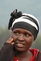 Ugandská dívka