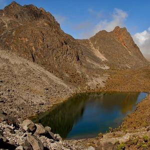 Pohoří Mt. Kenya