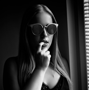 Klaudia - B&W project