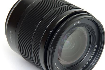 Panasonic Lumix 12-60/3.5-5.6 (čistenie/oprava)