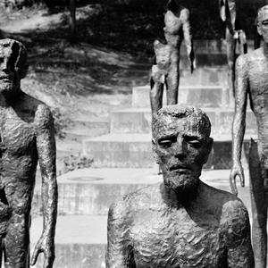 ...Pomník obětem komunismu...
