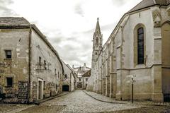 ulička v starom meste