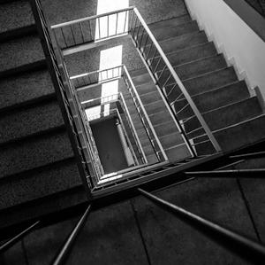 Takové obyčejné schodiště