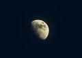 Mesiac. 24.4.2018 - 20:54
