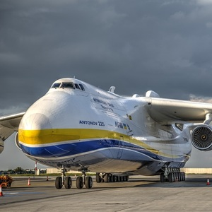 Antonov AN225 Mria