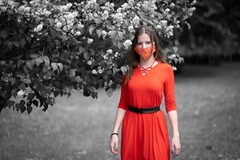 Jar v červenom