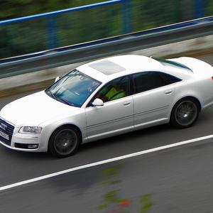 Panning Audi A8