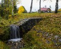 Jeseň v Novej Polianke