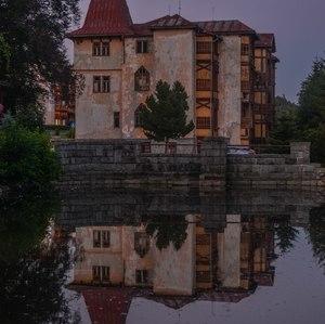 Hotel Európa, Starý Smokovec