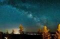 Mliečna dráha z Vyšných Hágov