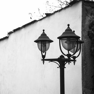 lampy u františkánov