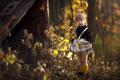 v lese :)
