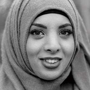 Moslimské dievča