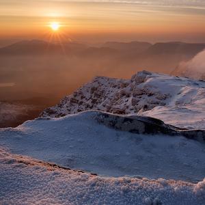 zamrznuté kopce írske