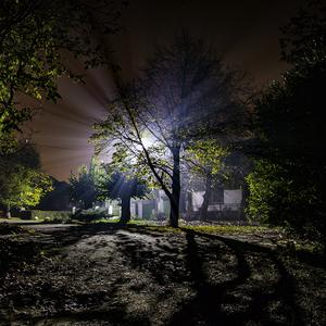 Nočná žiara