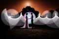 na závěr svatebního dne