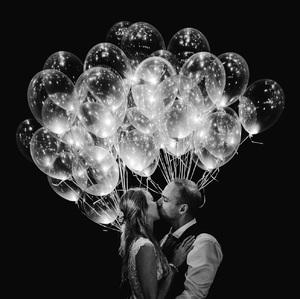 S balónky