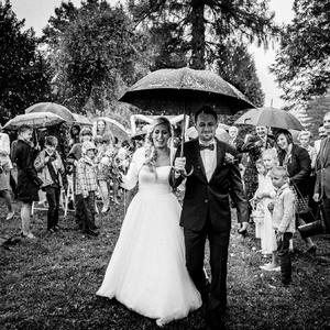 Šťastný start novomanželů