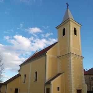 Kostol Čakany