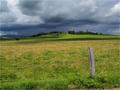 bouřka nad Pradědem
