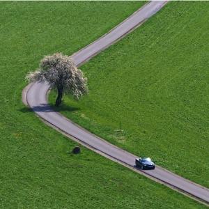pohled z Hoštajnu