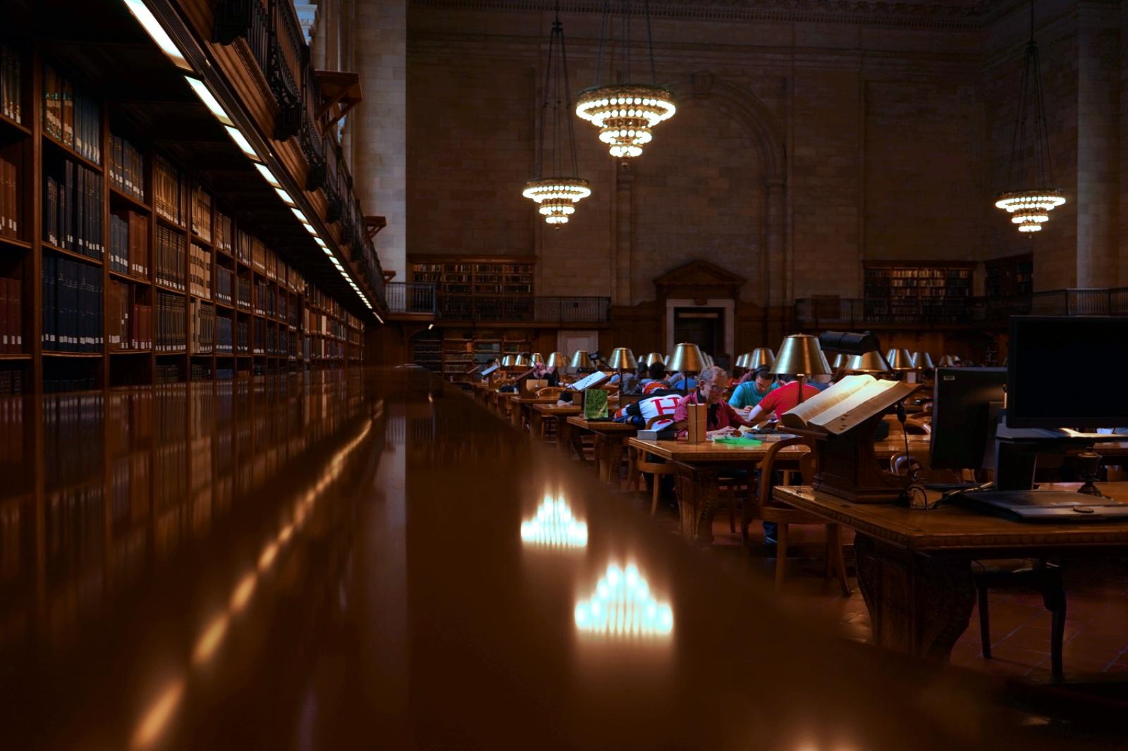 Medzi knihami