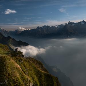 Alpské výhľady
