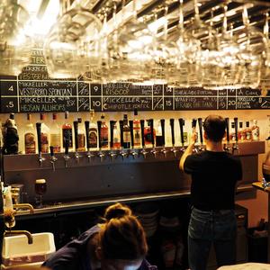Mikkeller Bar Copenhagen