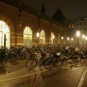 Vsade same bicykle