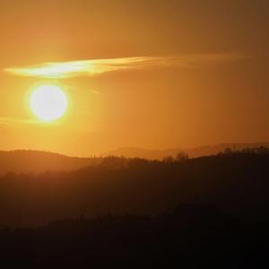 Koniec slnecneho dna