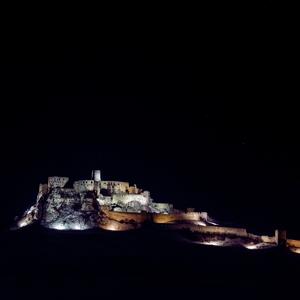 Spišský Hrad - the Spiš Castle